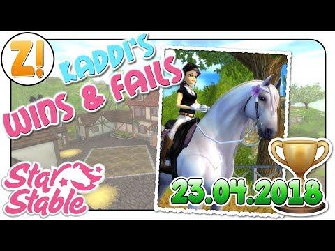 Star Stable [SSO]: Kaddi's Wins & Fails - Rosebelle [23.04.2018] [DEUTSCH]