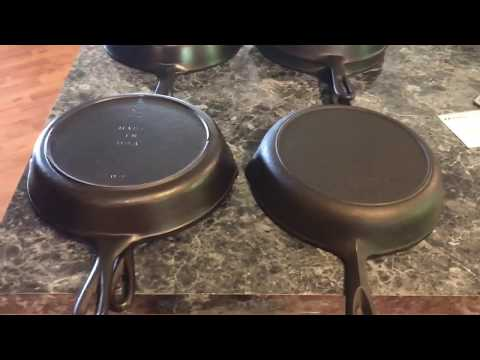 Vintage Cast Iron Cookware - Quick Buying Tips