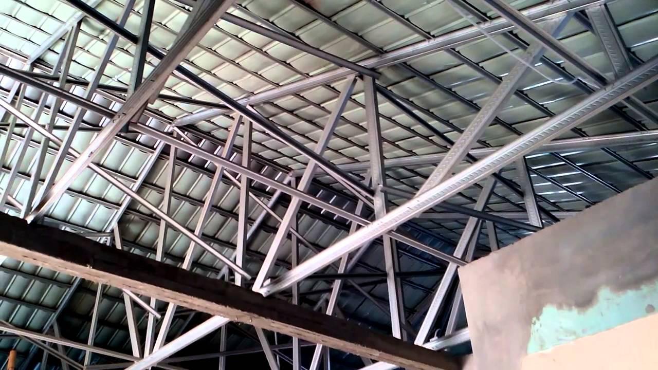 Atap Baja Ringan Di Pekanbaru Contoh Rangka Untuk Rumah Tinggal By Solar