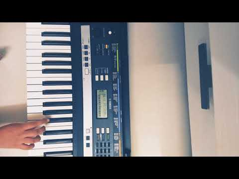 Mere dholna sun on piano sargam notation with tan 1 and tan 2//talenters spot