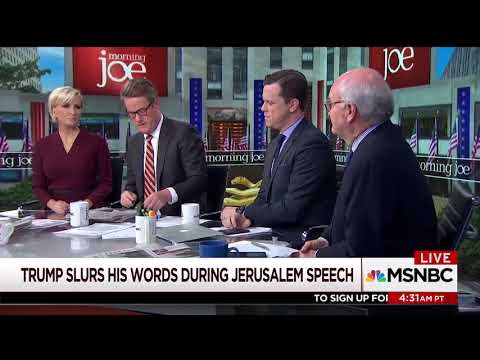 Download Youtube: Joe Scarborough Is Now Saying Donald Trump Has Dementia