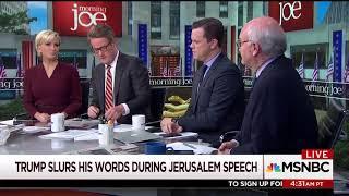 Joe Scarborough Is Now Saying Donald Trump Has Dementia