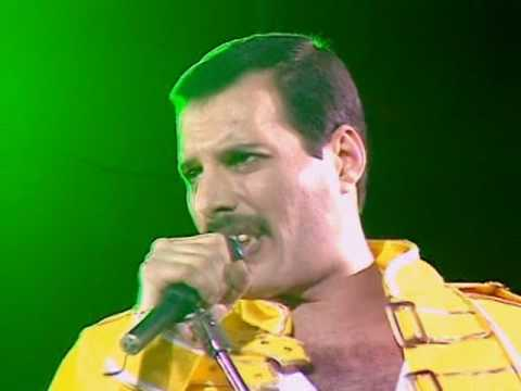 Queen - Live at Wembley Stadium (Friday Show 11th Jul 1986)