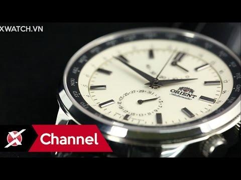 Đồng hồ Orient SFA06003Y0 - Phù thủy thời gian - Xchannel