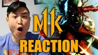 Mortal Kombat 11 - Kotal Kahn & Jacqui Briggs Reveal Trailer!! [REACTION]