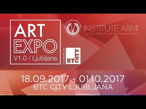 1. ART Expo Ljubljana