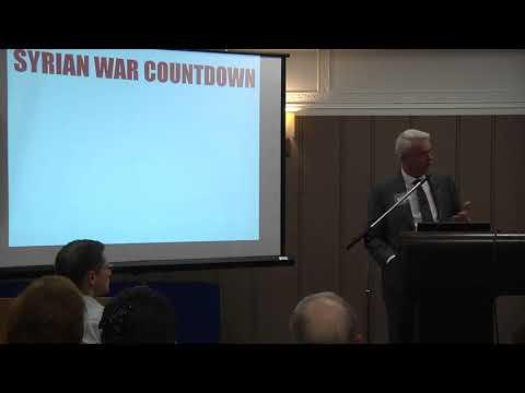 Senator Richard Black explains what's happening in Syria