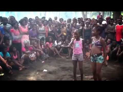 Battle Bonne année 2014 plage de Bambo Ouest