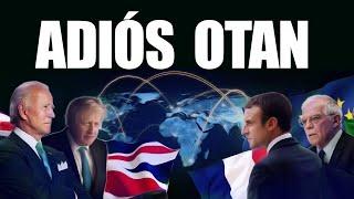 EUROPA SE PARTE EN DOS,  USA y U.K rompen la OTAN con AUKUS, FRANCIA y ALEMANIA se preparan.