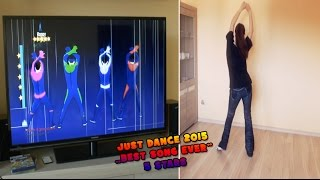 Just Dance 2015 - Best song ever - Xbox360
