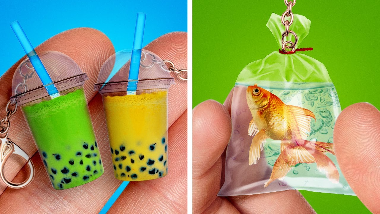 Download Cute Crafts With Resin, Clay and Cement