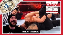 Reaction: NEW INTERCONTINENTAL CHAMPION AT WWE RAW 25??? (Jan. 22, 2018)