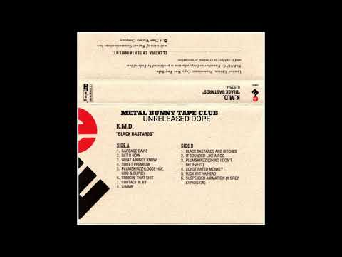 "KMD ""BLACK BASTARDS"" (1994) TRACK 1"