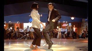 Криминальное чтиво - легендарный танец Траволты и Турман