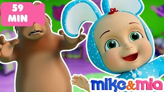 Teddy Bear Teddy Bear Turn Around | Lullabies for Kids | Lullaby for Babies to Go to Sleep