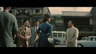 政治ブローカーの夫から冷たくされている頼子と誠実な青年検事・小野木...