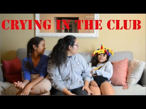 Reaction to Camila Cabello's new song and video - Crying in the Club