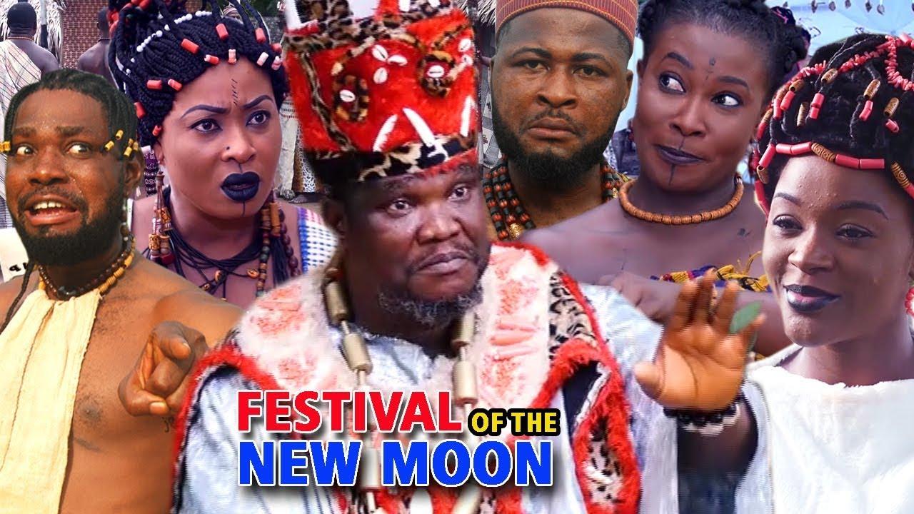 "Download New Movie ""FESTIVAL OF THE NEW MOON"" Season 1&2 - (Ugezu J Ugezu) 2019 Latest Nollywood Epic Movie"