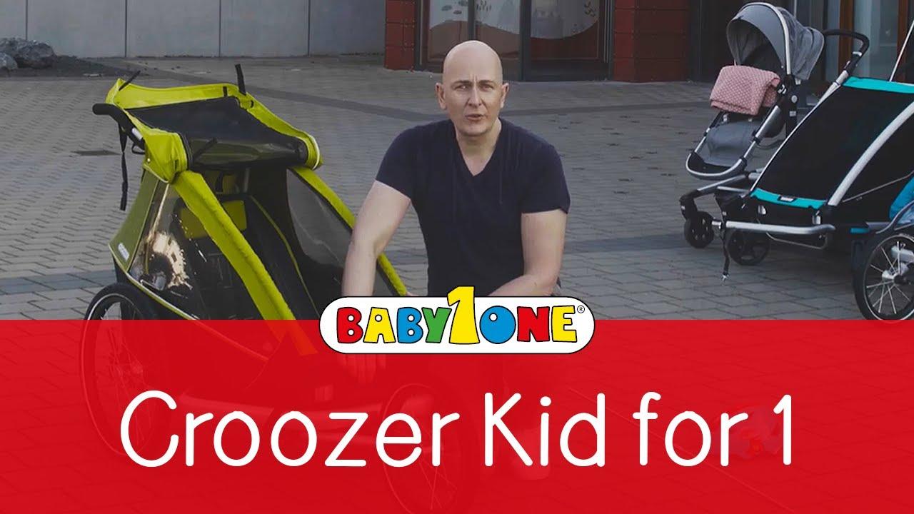 Croozer Kid For 1
