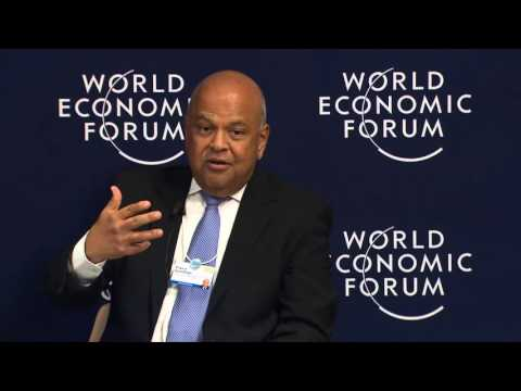 Davos 2016 - Issue Briefing: South Africa's Economic Outlook