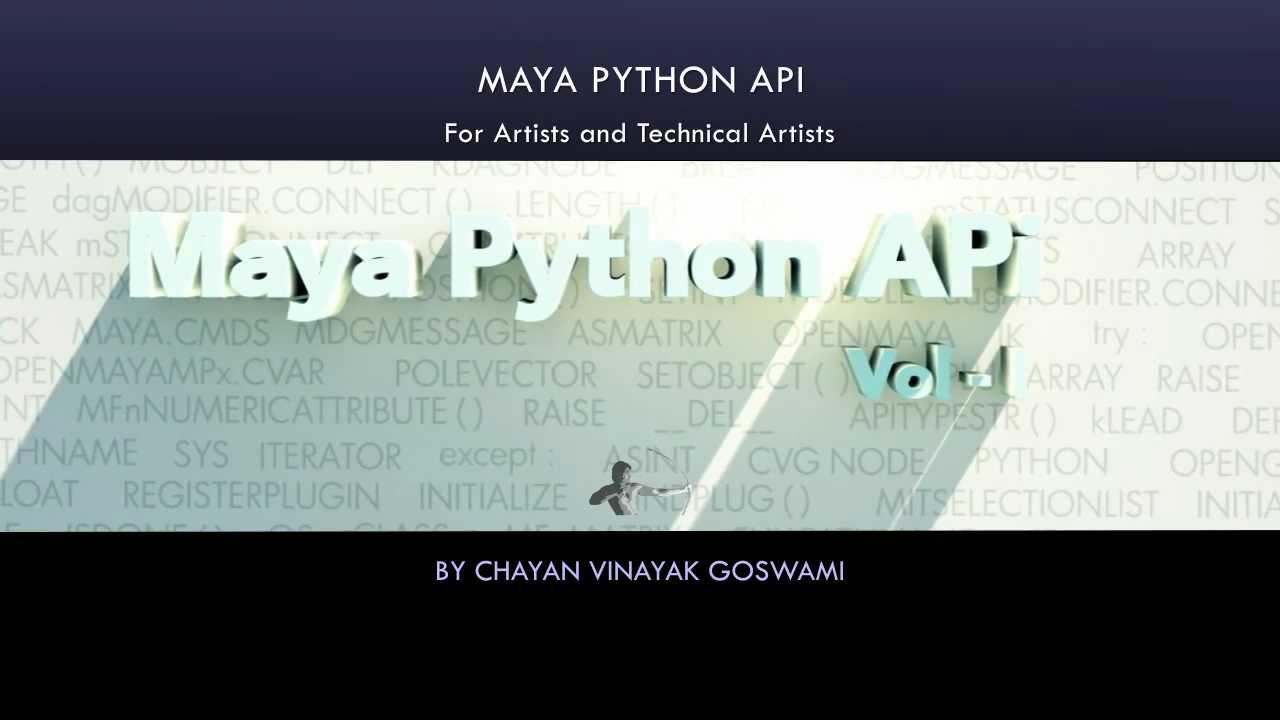 Maya Python API Training