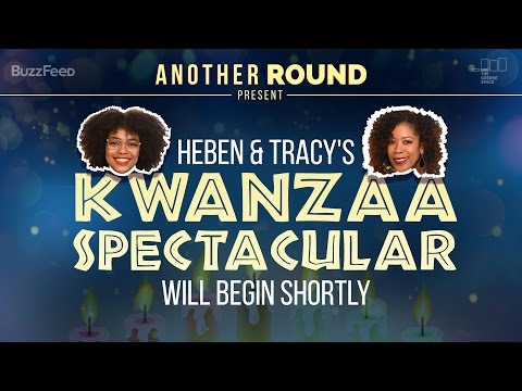 Another Round's Kwanzaa Spectacular Live!