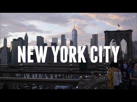 New York City | Panasonic LUMIX G7 Travel Vlog