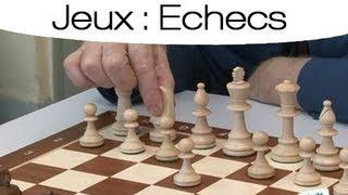 Echecs : Le principe de base