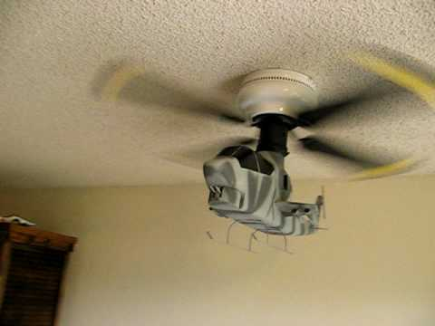Cobra Helicopter Ceiling Fan Youtube