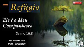 Salmo 16.8 - Ele é o Meu Companheiro