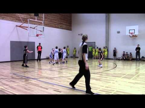2013-02-10 Minikorvpall: BC Kalev/Cramo - TSK Altius (Eesti MV 2012/2013)
