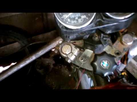 Как установить КЛИПОНЫ на мотоцикл ИЖ