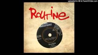 Kid Koala - Routine (feat. Gorillaz)
