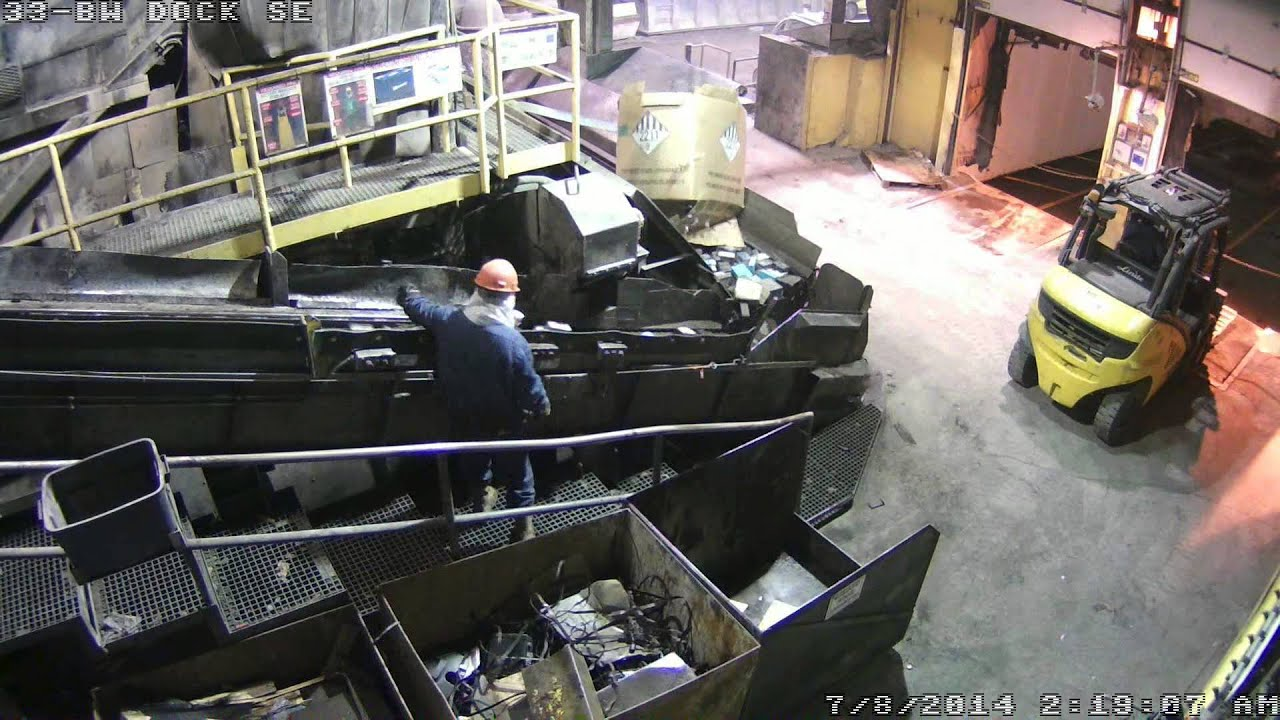 Lithium Ion Battery Entering Lead Battery Recycling Stream