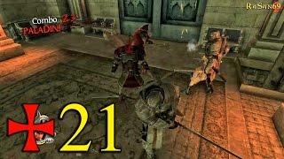 The Cursed Crusade (PC) walkthrough part 21