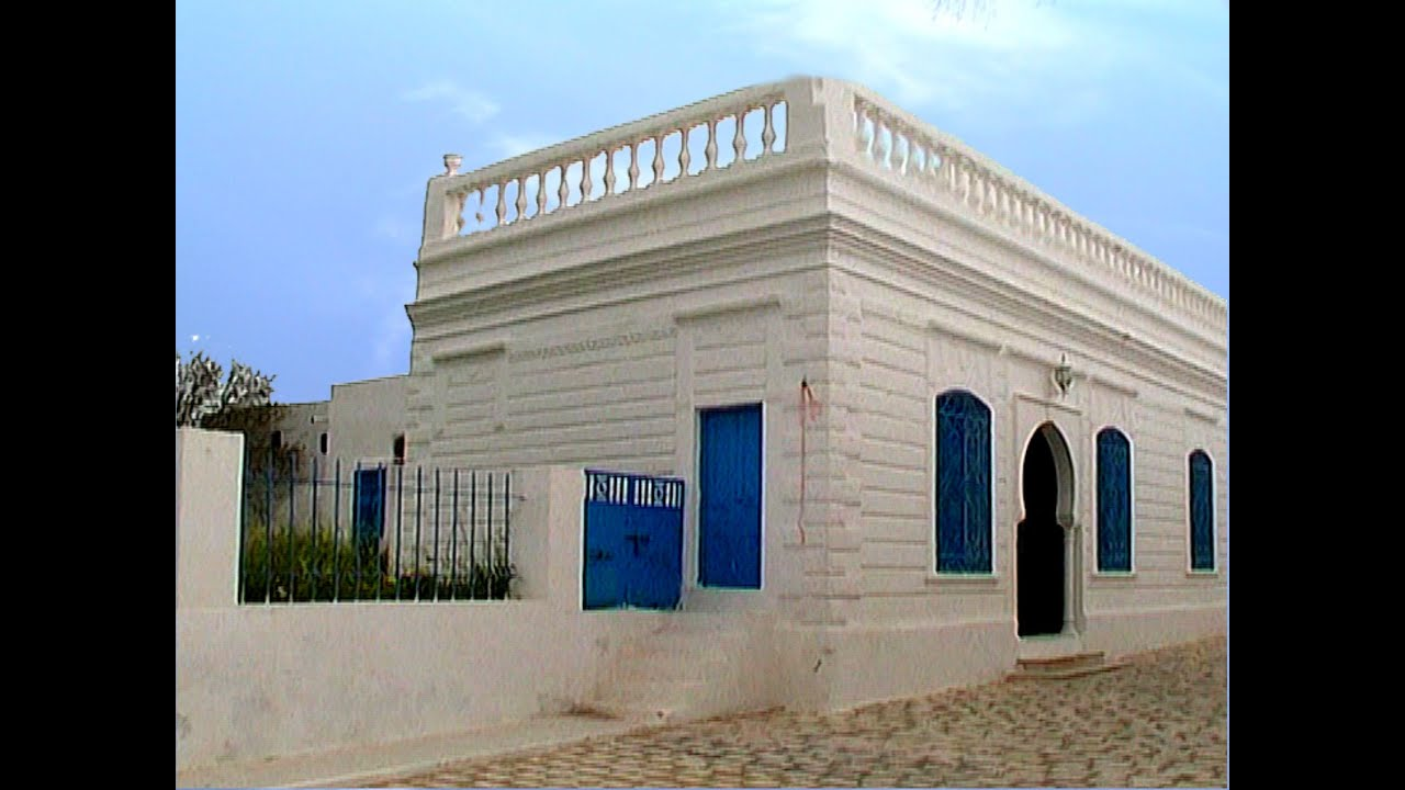 Djerba - La Ghriba - Jüdische Synagoge - Besichtigung