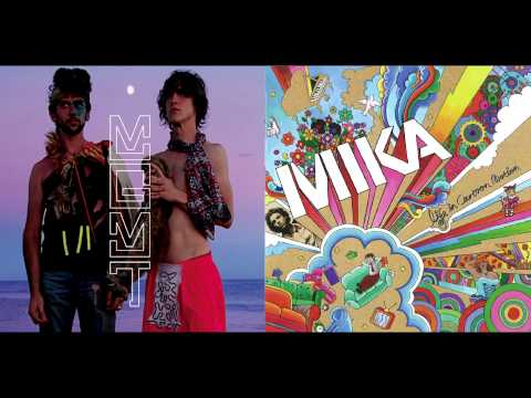 MGMT vs. Mika - Relax, Kids