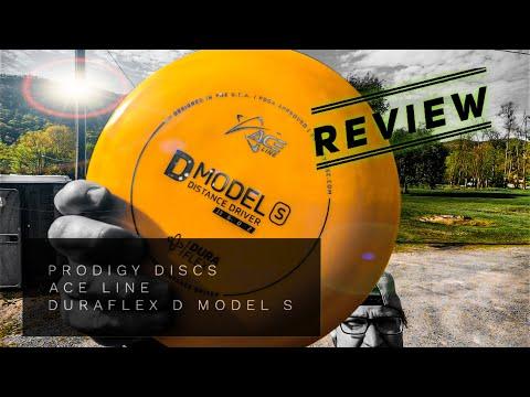 Disc Review:  Duraflex D Model S