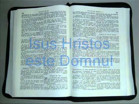 2 - MARCU - Noul Testament - Biblia Audio Romana