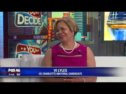 Vi Lyles wins Democrat Primary for Charlotte Mayor