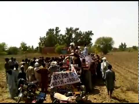 Pakistan Flood Disaster Relief - 5th Batch of Relief Goods Dharkhast Jamal Khan.mp4