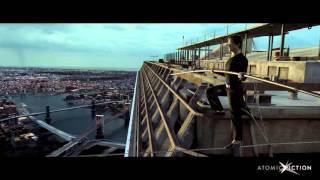 Прогулка - создание спецэффектов (THE WALK - Visual Effects)