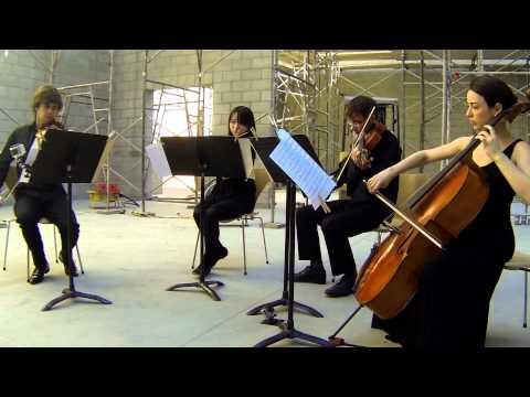 Construction Zone Performances—LaMi String Quartet