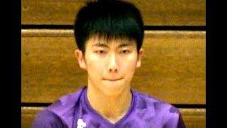 春高バレーオールスター水町泰杜(鎮西)山本龍(洛南)【全日本ジュニアオールスタードリームマッチ・STAR vs MAX 3rd】Volleyball boys Japan