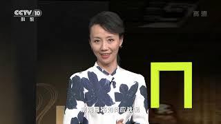《人物·故事》 20200416 记录文化之美·宗同昌| CCTV科教