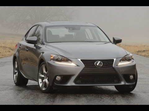 2014 lexus is250 start up and review 2 5 l v6 youtube. Black Bedroom Furniture Sets. Home Design Ideas