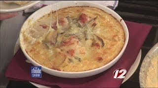 Cooking: Cheesy Tortellini Bake With Gulf Shrimp