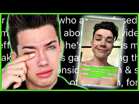 James Charles OWNS His Words!? thumbnail