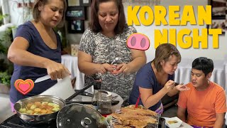 Korean Night | CANDY & QUENTIN | OUR SPECIAL LOVE