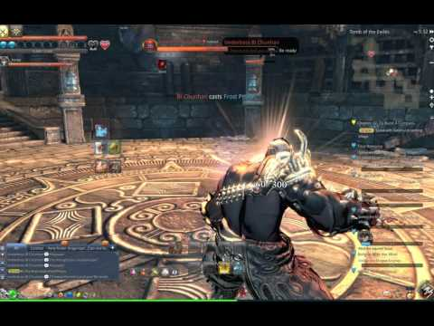 Blade and Soul Solo Tomb of Exiles summoner 37